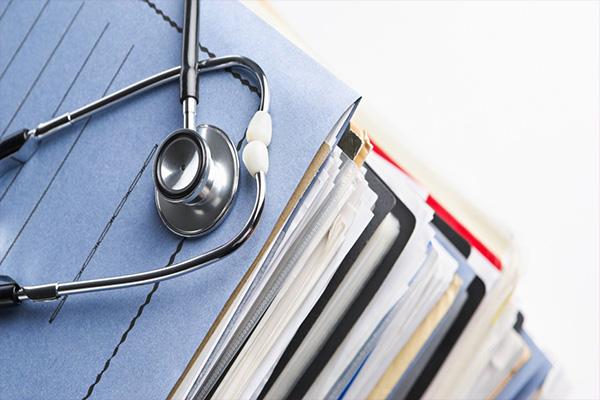 پرونده پزشکی