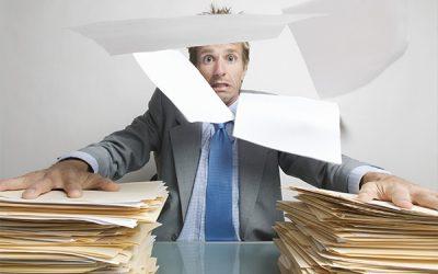 محافظت از اسناد کاغذی